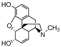 Morphine.HCl (anhydride or trihydrate)