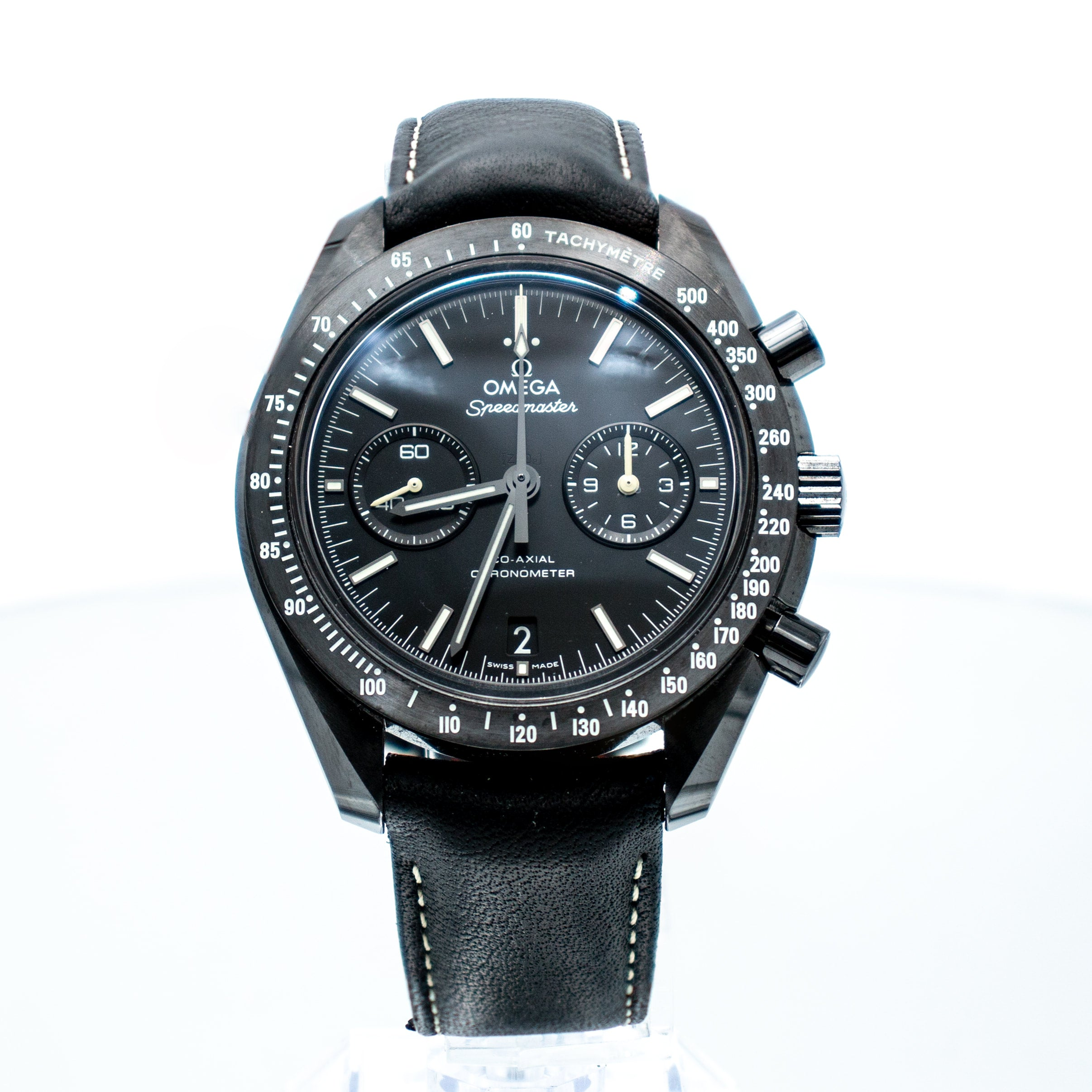 Omega Speedmaster Professional Dark Side Of The Moon - Pitch Black Edition