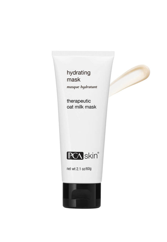 Bottle of PCA Skin Hydrating mask
