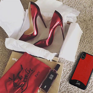 Apple iPhone Christian Louboutin cover