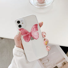 Load image into Gallery viewer, Butterfly Iphone Case ( 2 Different Type's)