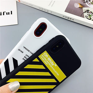 Apple iPhone OFF WHITE Cover