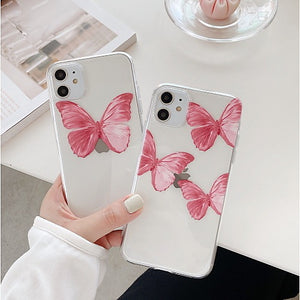 Butterfly Iphone Case ( 2 Different Type's)