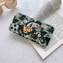 Load image into Gallery viewer, Apple iPhone A Bathing Ape Cover