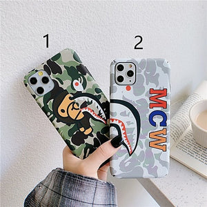 Apple iPhone A Bathing Ape Cover