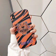Load image into Gallery viewer, Apple iPhone Kenzo Cover