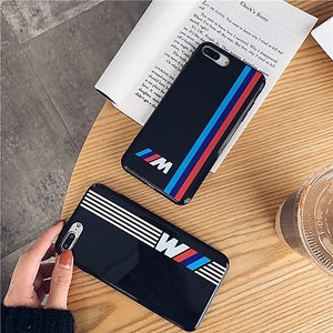Apple iPhone BMW M Case (2 different type's)