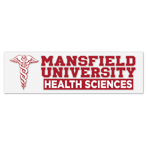 MU HEALTH SCIENCES DECAL
