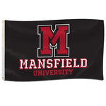 3' x 5' FLAG NEW ATHLETIC LOGO