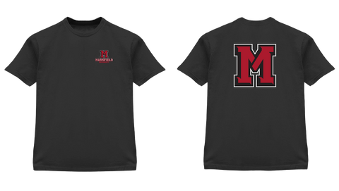ATHLETIC M TEE 2-LOCATION