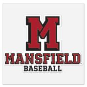 Athletic M Baseball Decal