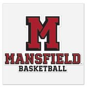 Athletic M Basketball Decal
