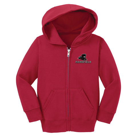 INFANT MOUNTIE FULL ZIP HOOD