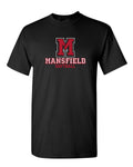 ATHLETIC M SOFTBALL TEE
