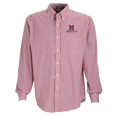 Vantage Gingham Check Shirt