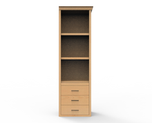 Load image into Gallery viewer, Shelf Drawer Pier - Vertical