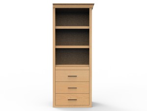 Shelf Drawer Pier - Horizontal