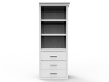 Load image into Gallery viewer, Shelf Drawer Pier - Horizontal