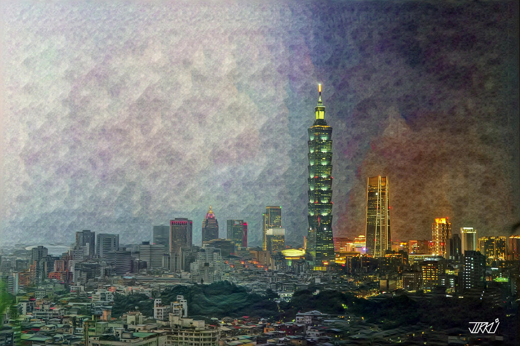 Giant of the Taipei Skyline