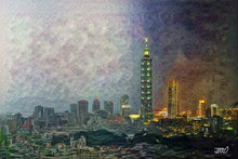 Load image into Gallery viewer, Giant of the Taipei Skyline