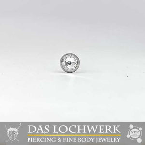 Laden Sie das Bild in den Galerie-Viewer, Crystal Disc 1,2mm