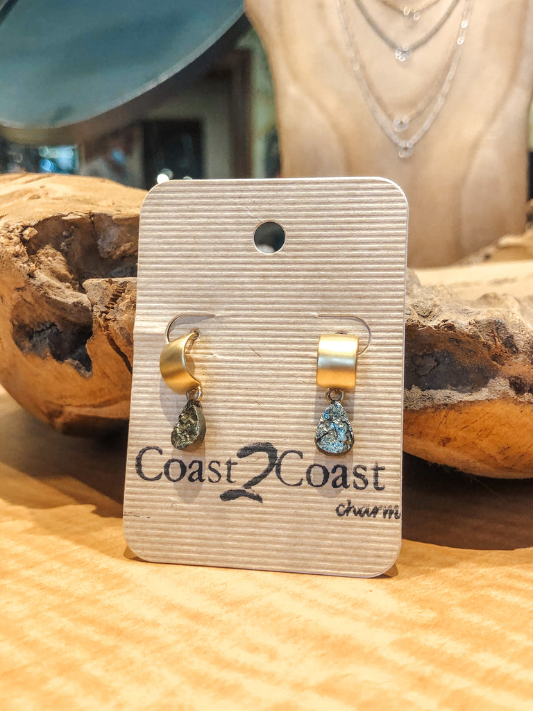 Coast2Coast Charm Earrings