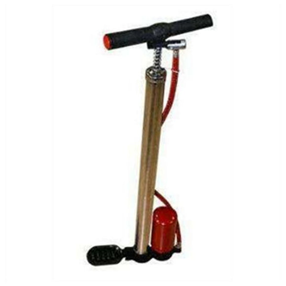 Air Pump Metal Red