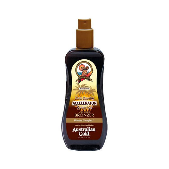 Tanning Spray Accelerator Australian Gold (237 ml)