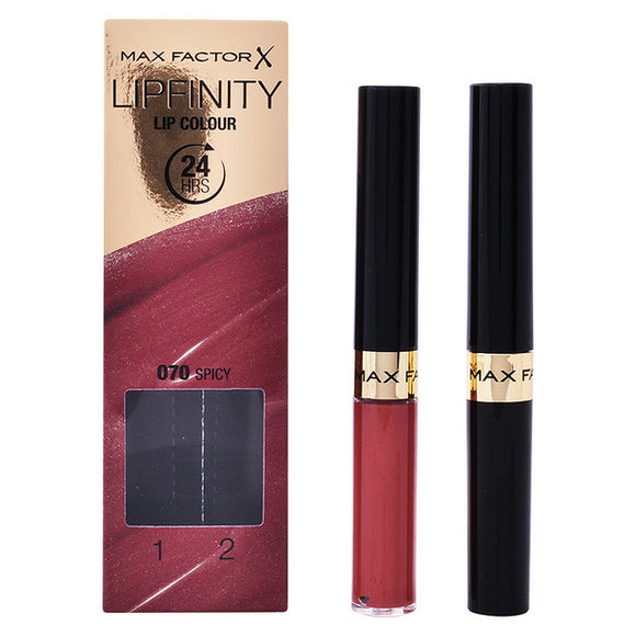 Women's Cosmetics Set Lipfinity Max Factor (2 pcs)