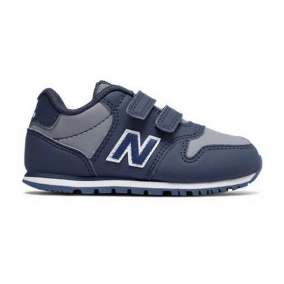 Baby's Sports Shoes New Balance KV500VBI Navy blue Grey