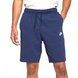 Men's Sports Shorts Nike NSW CLUB JGGR JSY Navy blue
