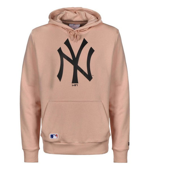 Men's Hoodie Ny New Era MLB SEASONAL TEAM Pink