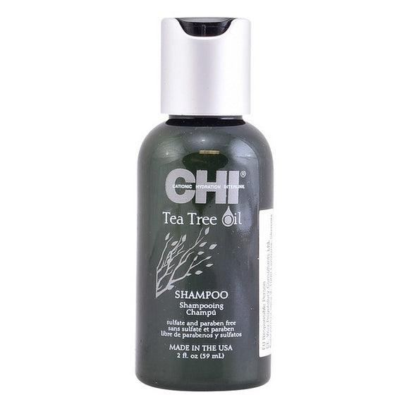 Moisturizing Shampoo Chi Tea Tree Oil Farouk