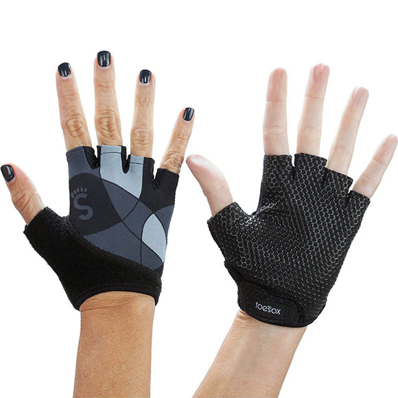 Training Gloves Atipick Toesox Yoga Black (Size s)