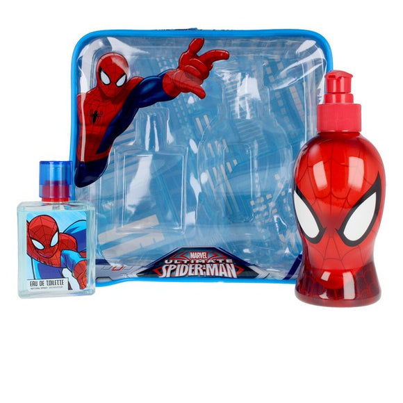 Child's Perfume Set Spiderman Spiderman EDT (3 pcs)