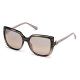 Ladies' Sunglasses Swarovski SK-0166-72G (ø 56 mm)