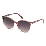 Ladies' Sunglasses Swarovski SK-0191-72T (ø 55 mm)