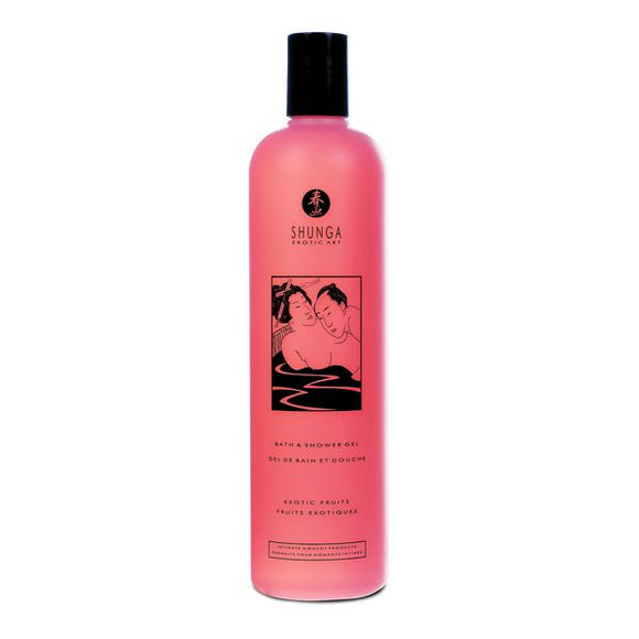 Sensual Shower Gel Shunga 65016 Exotic fruits (500 ml)