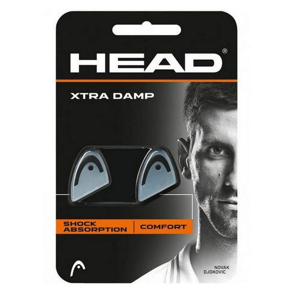 Vibration Dampener Head Xtra Damp Rubber Grey