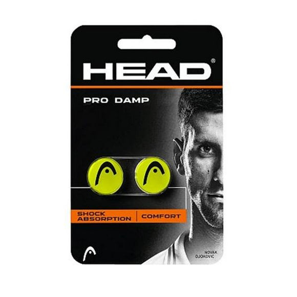 Vibration Dampener Head PRO DAMP Yellow