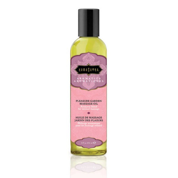 Aromatic Massage Oil Pleasure Garden Kama Sutra 10016