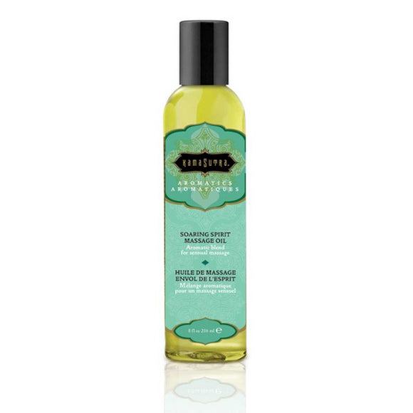 Aromatic Massage Oil Soaring Spirit Kama Sutra KS0023