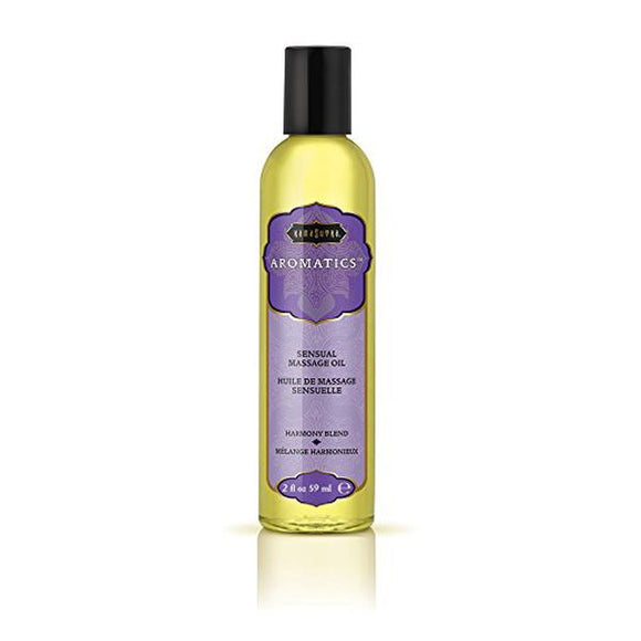 Aromatic Massage Oil Harmony Blend 59 Ml Kama Sutra 2766