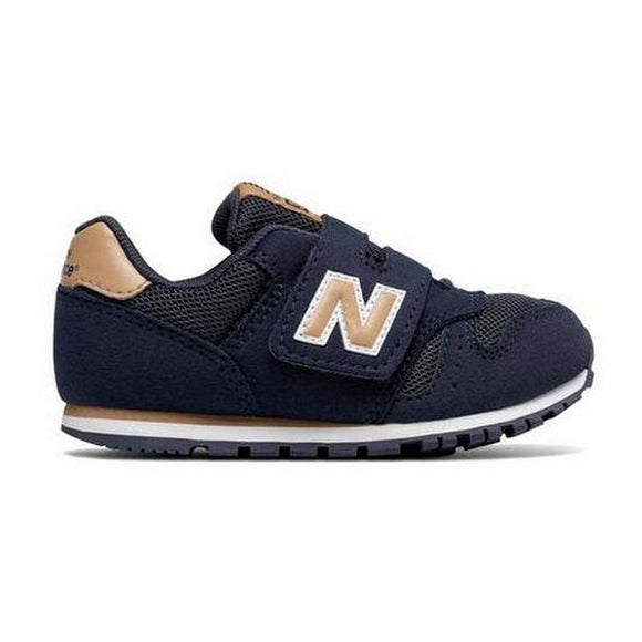 Baby's Sports Shoes New Balance KV373ATI Navy blue