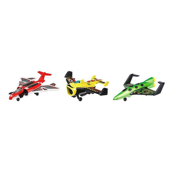 Aeroplane Hot Wheels Selection