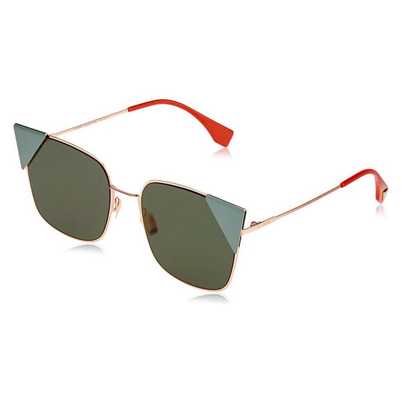 Ladies' Sunglasses Fendi FF0191-DDB (Ø 55 mm)