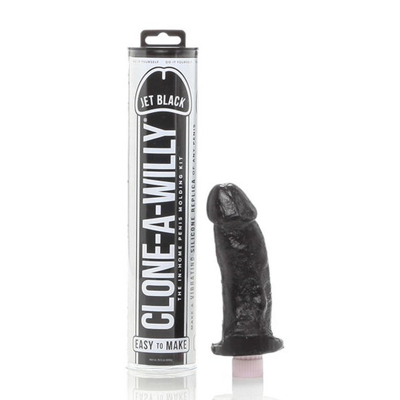 Black Dildo Clone A Willy CBD15