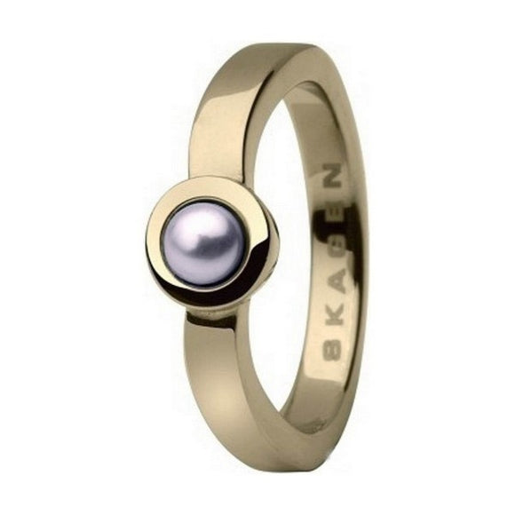 Ladies' Ring Skagen JRSG004SS5 (Size 10)