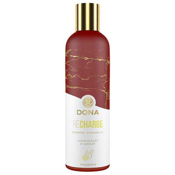 Erotic Massage Oil Recharge Dona 04539 (120 ml)
