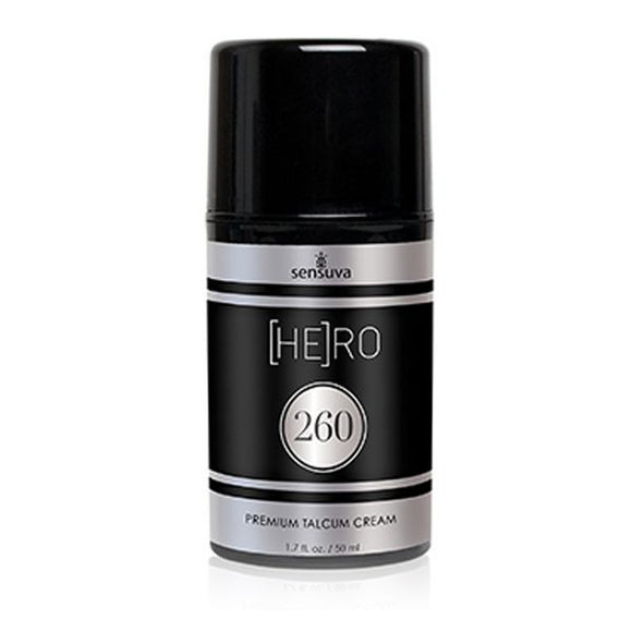 HE(RO) 260 Talcum Cream For Men 50 ml Sensuva 7679